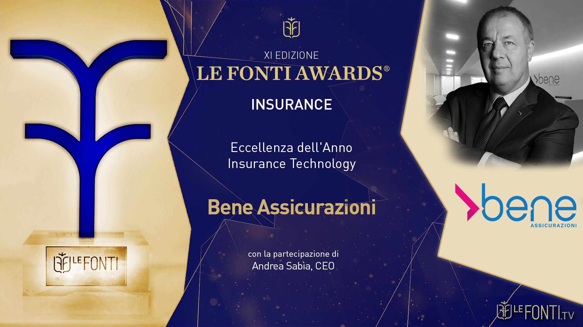 Bene_Assicurazioni_Eccellenza_dellanno_Insurance_Technology_2021
